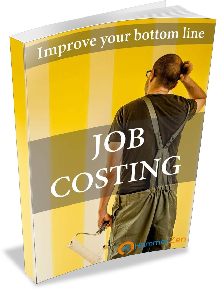 Why should you job cost to increase your bottom line and profits with QuickBooks