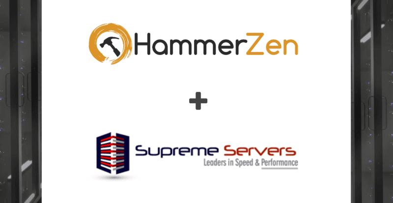 Host HammerZen and QuickBooks on Supreme Servers