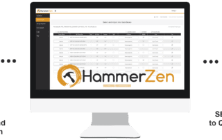 HammerZen Process to import receipts and statements from Home Depot into QuickBooks
