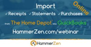 HammerZen webinar for QuickBooks Online