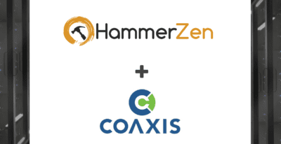 Coaxis has agreed to host HammerZen to import receipts and statements from Home Depot