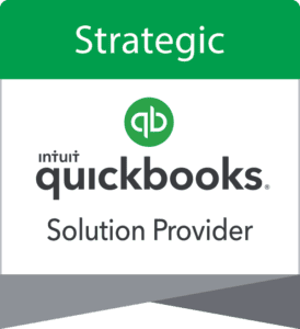 QuickBooks Strategic Solution Provider