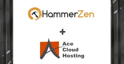 Ace Cloud Hosting partnered with HammerZen Home Depot