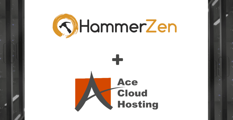 Ace Cloud Hosting partnered with HammerZen Home Depot