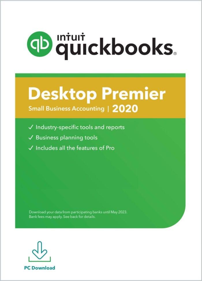 QuickBooks Premier 2020
