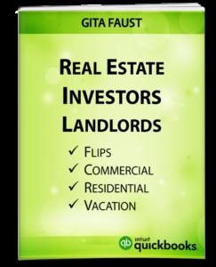 QuickBooks for Real Estate Investors and Flip